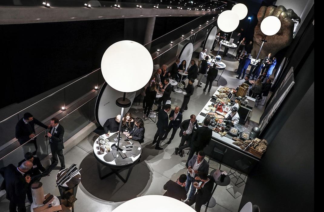 奥迪a8汽车展厅设计欣赏